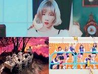 """""""MV Bank Stardust 2"""" tiết lộ top 5 MV hay nhất 2016 của các girlgroup, boygroup và nghệ sĩ solo"""
