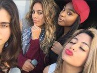 Tung ảnh tập luyện trở lại, Fifth Harmony vẫn sống khỏe dù không có Cabello