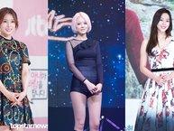 3 cô nàng cùng tên sở hữu tài năng hơn người của làng giải trí Hàn