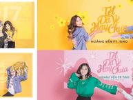 Hoàng Yến Chibi tiếp tục kết đôi cùng Tino trong MV Tết