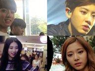 """Loạt ảnh chụp ngẫu hứng cho thấy """"không phải ai cũng có thể làm idol"""" (P1)"""