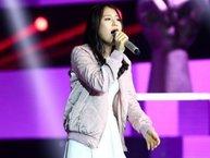 Đây là cô gái Hàn Quốc 16 tuổi gây sốt tập đầu tiên The Voice 2017