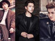 Cựu thành viên EXO, Bi Rain và Tablo bất ngờ hội ngộ tại Grammy lần thứ 59