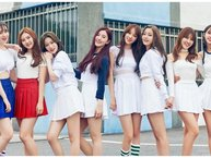 """Pledis quyết định """"thay tên đổi họ"""" hàng loạt thành viên của Pristin trước khi debut"""