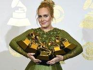 Trao giải Grammy 2017: Sự thống trị mang tên Adele!