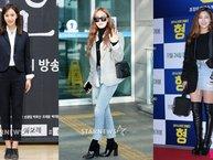 Muôn kiểu biến hóa với áo blazer của sao Hàn