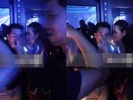 Xôn xao trước hình ảnh Seungri (Big Bang) hút bóng cười trong quán bar tại Hà Nội