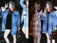 Chaeyoung (TWICE) hớp hồn fan với phong cách thời trang đáng yêu