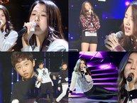 Điểm danh những nhân tố ấn tượng tại Kpop Star mùa 6