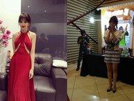 Sốc với loạt ảnh chụp Hari Won sau khi giảm cân