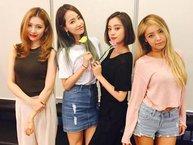 """Yeeun: """"Dù cho đã tan rã, Wonder Girls vẫn mãi là gia đình của nhau"""""""