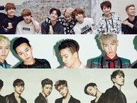 """Big Bang, 2PM, BTS và iKON được vinh danh tại """"Golden Disc Awards"""" Nhật Bản"""