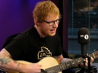 Ed Sheeran: Gã khờ đáng yêu của làng nhạc thế giới