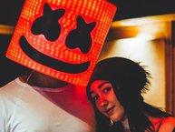 Em gái Miley Cyrus lấn sân sang EDM, hợp tác cùng DJ giấu mặt Marshmello