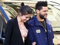 Selena Gomez vượt nghìn cây số đến xem concert của bạn trai mới