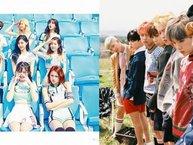 Nhờ BTS, TWICE, lượng sale album của Kpop tăng vọt 116% những tháng đầu 2017