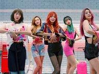 Tháng 4 sôi động với lịch trình comeback của một loạt idol Kpop