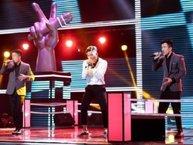Clip hậu trường cho thấy Thu Minh không hề thiên vị hotboy Ali Hoàng Dương tại The Voice