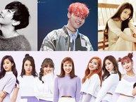 Chuyện thật như đùa: TWICE là idolgroup duy nhất lọt top những ca sĩ xuất sắc nhất Hàn Quốc