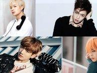 Báo Hàn tiết lộ 22 nghệ sĩ KPOP đang nổi tiếng nhất Trung Quốc