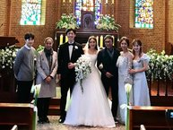 Dàn sao cực khủng hội tụ tại đám cưới của Bada (S.E.S)