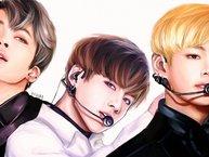 Jungkook, V cùng Jimin - Hội em út càng lớn càng đáng yêu và đẹp trai ngời ngời của BTS