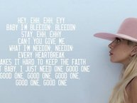 """Lady Gaga được trao chứng nhận bạch kim cho single """"Million Reasons"""""""