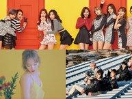 """BXH giá trị thương hiệu tháng 3: TWICE và BTS giảm mạnh điểm số, EXO """"biến mất"""" khỏi top 5"""
