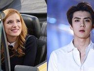 Fans hoài nghi có phải hay không chuyện Bella Thorne đang lợi dụng tên tuổi của Sehun (EXO)?