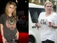 """Fan bị sốc với hình ảnh già nua đến khó tin của """"biểu tượng sexy"""" một thời Kesha"""