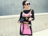 Tóc Tiên chứng tỏ đẳng cấp fashionista tại tuần lễ thời trang Seoul