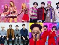 Fan cho rằng đây là 6 sân khấu đẹp nhất của các nghệ sĩ nhà YG