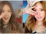Fan KPOP ngỡ ngàng trước hành động bắt chước Jessica của SinB (GFriend)