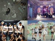 """Bạn có nhận ra những dòng """"thông điệp ẩn"""" đầy ý nghĩa trong hàng loạt MV Kpop nổi tiếng này?"""