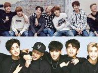 """7 lần tương tác """"thần thánh"""" giữa BTS và GOT7 khiến fan phải """"quắn quéo"""" vì GOTBANG"""