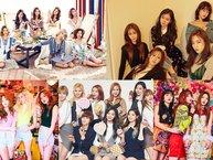 Giật mình trước thống kê độ tuổi trung bình của 25 girlgroup nổi tiếng đang hoạt động tại Kpop
