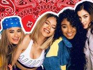 Fifth Harmony xuất hiện với phong cách thập niên 90 trên tạp chí Galore