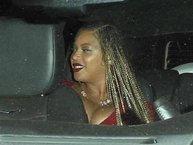 Beyonce tăng cân vùn vụt trong những tháng cuối thai kì