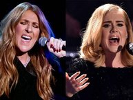 Celine Dion muốn song ca với Adele trong album mới