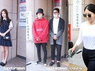 Nhiều ngôi sao nô nức đi bỏ phiếu trong ngày bầu cử Tổng thống Hàn Quốc