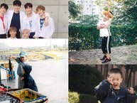 Sao Kpop hào hứng share ảnh thuở bé kỷ niệm ngày Tết thiếu nhi Hàn Quốc