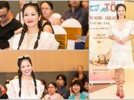 Nhìn những hình ảnh này, không thể tin nổi Hồng Nhung đã ở độ tuổi U50