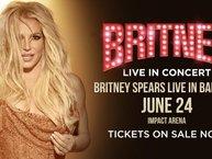 Vé xem Britney Spears biểu diễn bán hết sạch chỉ trong 1 giờ đồng hồ