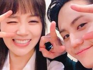 Yoseob (Highlight) đang hẹn hò cùng nữ diễn viên nhạc kịch Shin Go Eun?