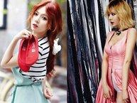 Fan ngất ngây với tạo hình công chúa xinh đẹp tuyệt trần của HyunA