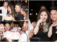 Món quà sinh nhật đặc biệt Cao Thái Sơn dành tặng Hương Tràm