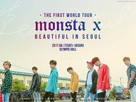 "World Tour ""Beautiful"" của MONSTA X tại Seoul cháy vé trong 1 phút"
