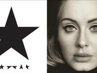 """Thắng giải Grammy, """"25"""" của Adele vẫn không phải là album phổ biến nhất"""