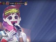 Thành viên nhóm MAMAMOO gây bất ngờ khi lột mặt nạ trên King Of Masked Singer