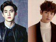 Suho và Chanyeol (EXO) xuất hiện trên sóng truyền hình trước thềm comeback